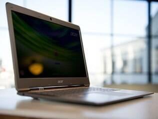 Ultrabook da Acer, o Aspire S3: o ultrabook mais barato nos EUA