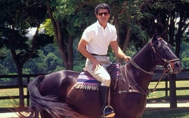 José Mayer viveu seu primeiro protagonista das 20h em 'Meu Bem, Meu Mal' (1990)