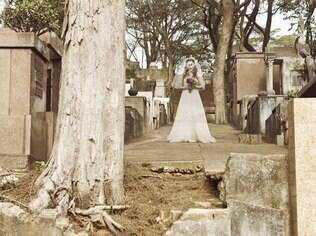 A noiva fantasma de Fernanda Young