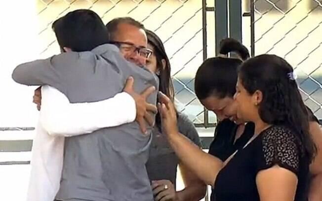 Atercino Ferreira de Lima é solto após justiça acolher novos depoimentos de seus dois filhos
