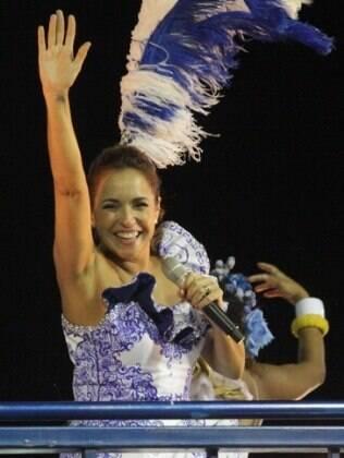 Daniela Mercury na Bahia