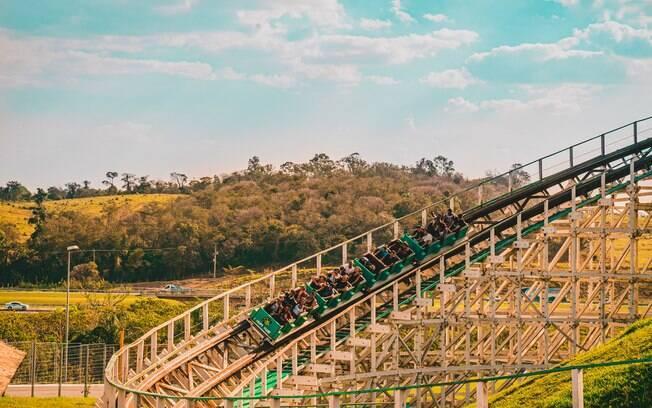 Hopi Hari é um dos maiores parques de diversões da América Latina