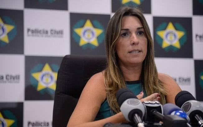 Delegada Daniela Terra, da Polícia Civil do Rio de Janeiro, garante que as investigações irão continuar