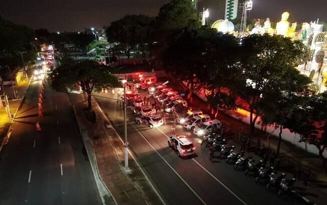 Operação de carnaval já prendeu 241 pessoas em São Paulo