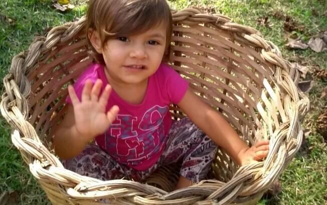 Menina Iara, de apenas 2 anos, estava desaparecida desde a tarde da última quarta-feira