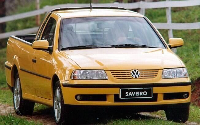 Volkswagen Saveiro G3: picape leve foi lançada há 20 anos no Brasil com o famoso painel de instrumentos com iluminação azul e vermelha