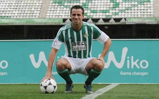 Leandro Damião passou pela Espanha
