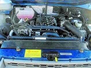 Novo motor 3.2 rende 32 cv e 9 kgfm a mais que o 3.0 anterior