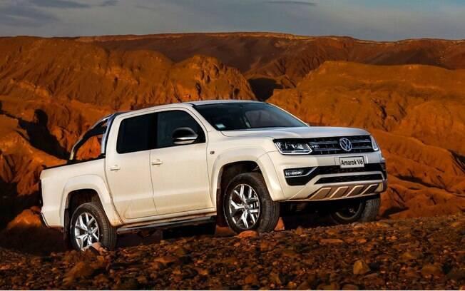 Volkswagen Amarok: a picape aventureira nunca esteve tão competente e com tanto motor de sobra