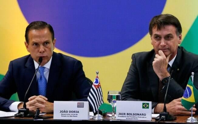 Bolsonaro afirma que vacina contra a covid-19 não será obrigatória