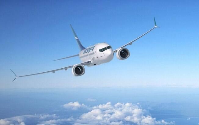WestJet voltar a operar voos com o Boeing 737 MAX