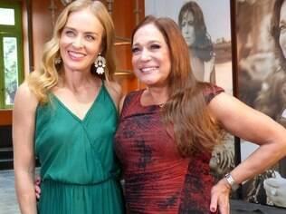 Angélica e Susana Vieira