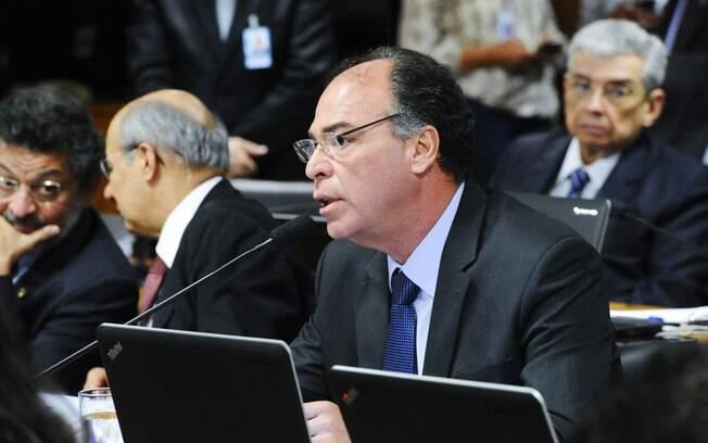 Senador Aloysio Nunes Ferreira em pronunciamento no Senado. Foto: Marcos Oliveira/Agência Senado