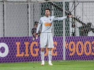 Victor será o terceiro goleiro da Seleção Brasileira na Copa do Mundo
