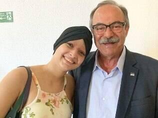 Débora Dantas e Pedro Eurico