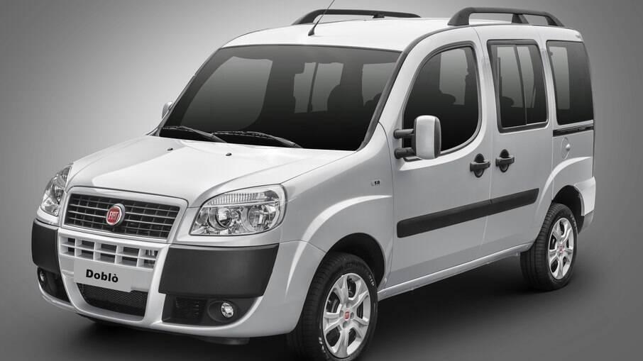 Fiat Doblò Essence: outro veterano que já custa amais de R$ 100 mil pelos preços de tabela da fabricante
