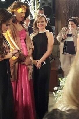 Eliana foi uma das convidadas para a festa secreta de Gretchen. Foto: Reprodução/Twitter