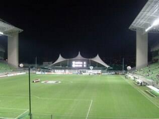 Gigante do Horto receberá a Nigéria, México e um dos semifinalistas da Copa das Confederações