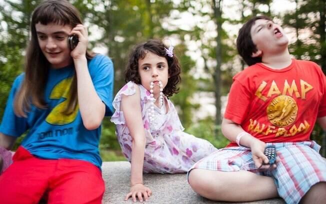Meninos e meninas são livres para expressar sua identidade no acampamento 'You Are You'