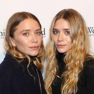 Mary-Kate mudou bastante o rosto, e está diferente da irmã gêmea Ashley