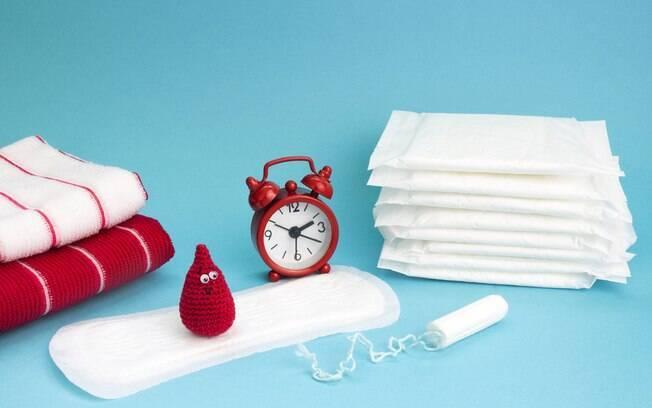 Apesar da menstruação ser um tabu, é importante monitorar o ciclo menstrual e saber sobre como funciona o seu útero