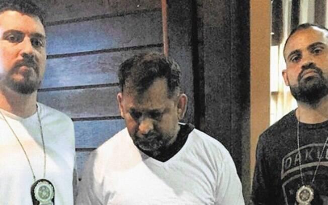 Periquito, preso em 2017, foi indiciado por homicídio duplamente qualificado dentro da prisão