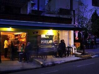 Bar da Dida:opção certeira para encontros
