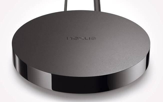 Nexus Player é o primeiro dispositivo com Android TV feito em parceria com a Asus