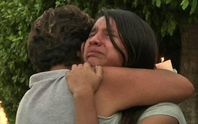 A adolescente mexicana Alondra Luna Núñez voltou na última quarta-feira para a casa de sua família