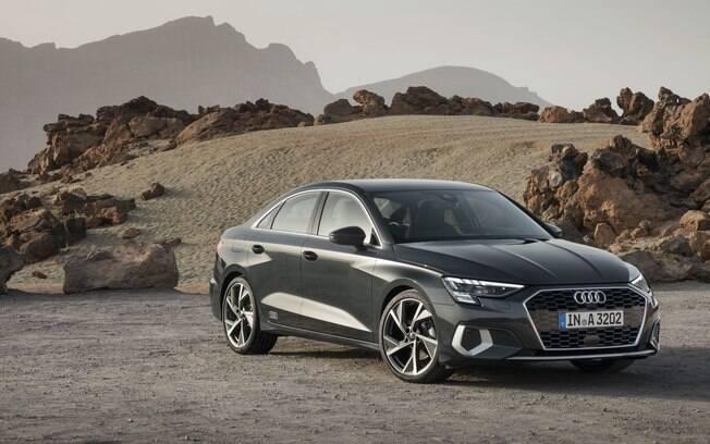 Novo Audi A3 Sedan chegará em 2021 como importado e deverá tirar de linha a geração anterior fabricada no Brasil