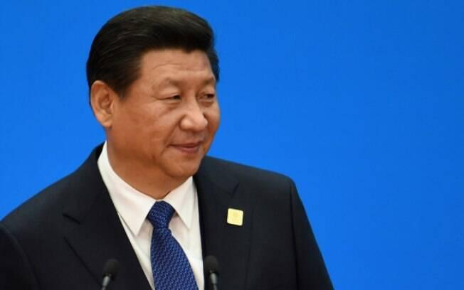 O presidente da China, Xi Jinping discursou contra a independência de Taiwan: