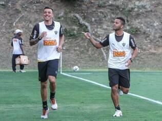 Pedro Botelho e Rafael Carioca estão recuperados de coxa esquerda