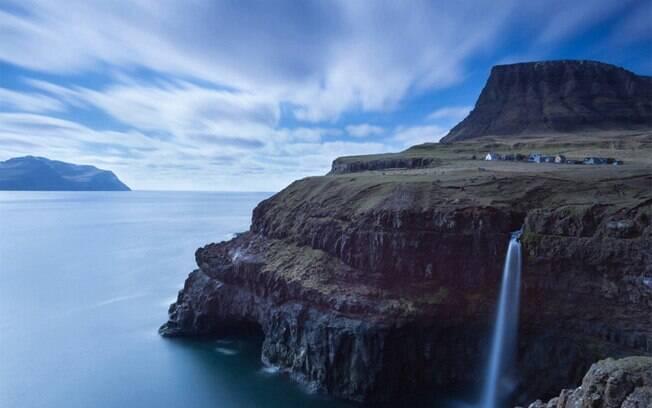 As ilhas Faroé é um dos destinos de menor apelo que pedem ajuda na Europa