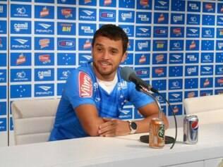 Mesmo recebendo outras propostas, Charles preferiu continuar no Cruzeiro