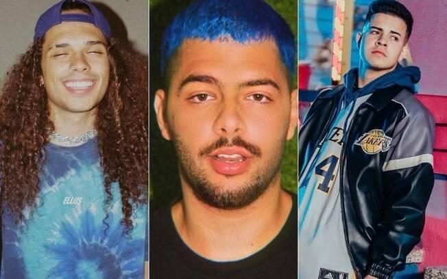 Vitão, Pedro Sampaio, MC Jottapê e mais: confira as lives do fim de semana