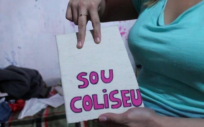Ana Cecília Vieira, de 29 anos, professora na comunidade Favela Funchal