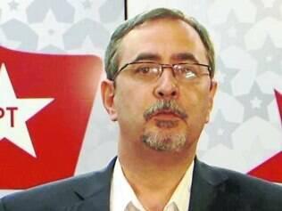 Alberto Cantalice disse que condenados no mensalão deveriam estar no regime semiaberto