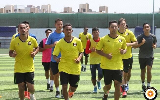 Clube peruano demitiu todos seus jogadores