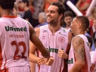 A equipe do Paulistano terá pela frente a boa equipe do Flamengo na grande final da NBB
