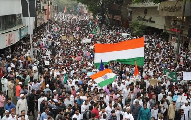 Manifestações já deixaram 20 pessoas mortas nos últimos dias