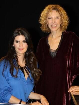 Isabella Fiorentino é a convidada de Marília Gabriela desta quarta-feira (25)