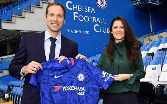 Petr Cech volta ao Chelsea como assessor técnico