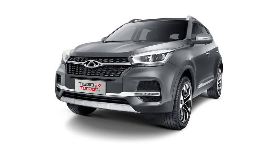 Chery Tiggo 5X 2021 é o modelo mais vendido da fabricante chinesa controlada no Brasil pelo Grupo Caoa
