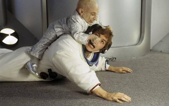 Verne Troyer em Austin Powers