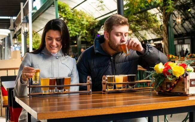 Bier Park, nova atração da Rua Coberta