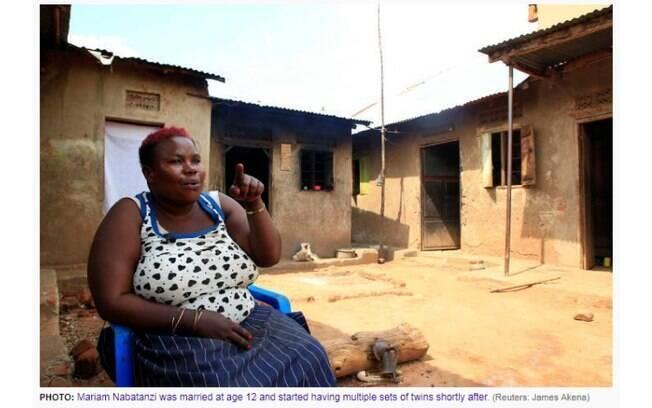 Ela foi abandonada pela mãe quando era recém-nascida e aos 7 anos  seus irmãos morrerem envenenados pela madrasta