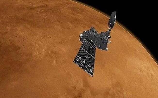 Missão para Marte intitulada ExoMars procurará identificar sinais de vida microscópica, sejam vivos ou já fossilizados