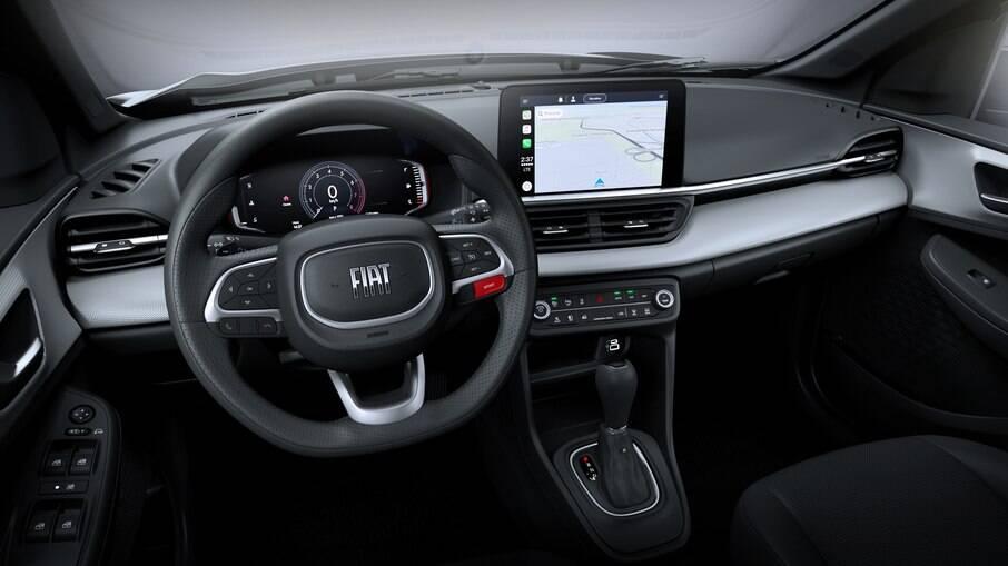 Pulse inaugura nova linguagem visual que estará nos próximos lançamentos da Fiat