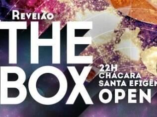 The Box faz festa open bar em sítio