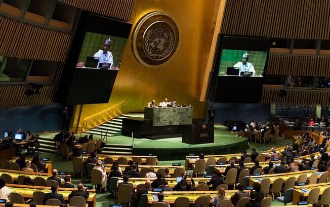 Evento na sede da ONU